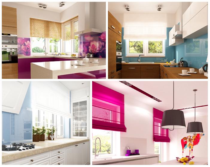 dekoracja okna w kuchni nowoczesnej najlepsze pomys�y na