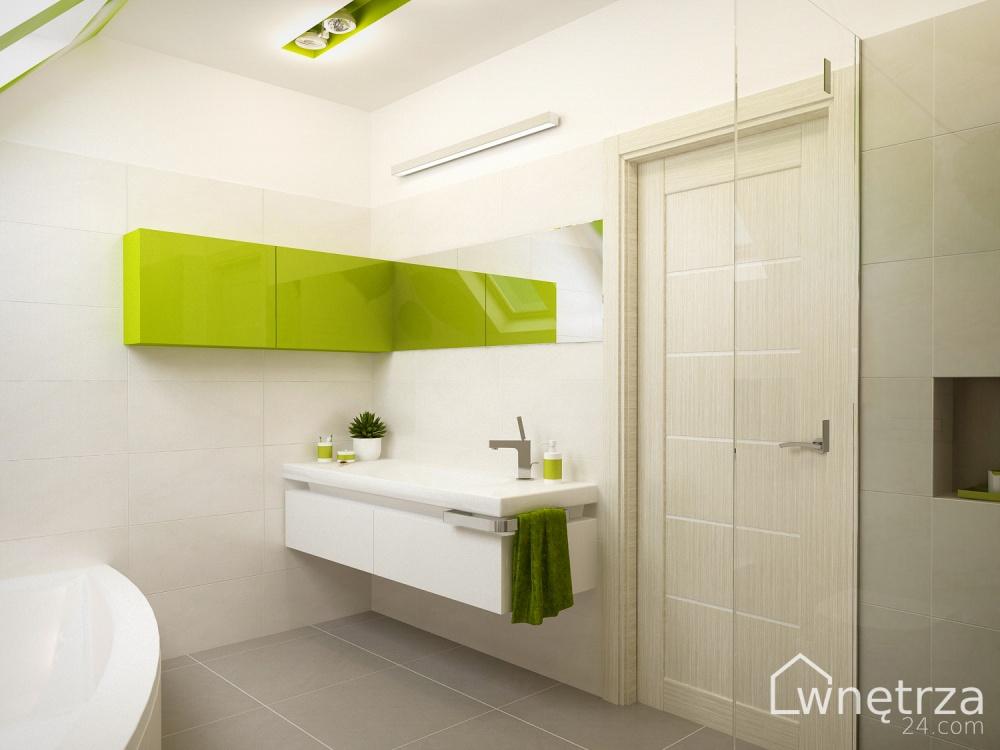 Projekt łazienki Topaz łazienki Wnetrza24com Gotowe Projekty Wnetrz