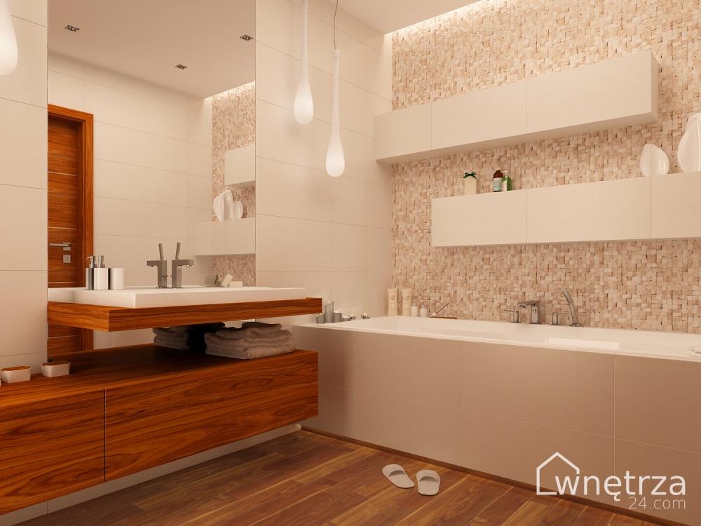 Projekt łazienki Septarian łazienki Wnetrza24com Gotowe