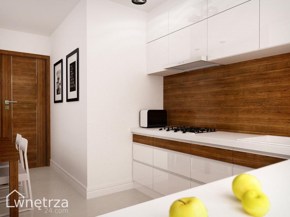 Gotowy Projekt Kuchni Apple Pie Kuchnie Wnetrza24 Com Gotowe