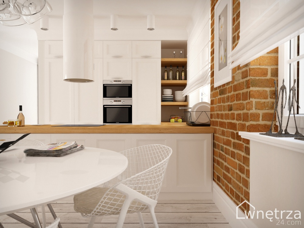 gotowy projekt kuchni margarita kuchnie gotowe projekty wnetrz. Black Bedroom Furniture Sets. Home Design Ideas